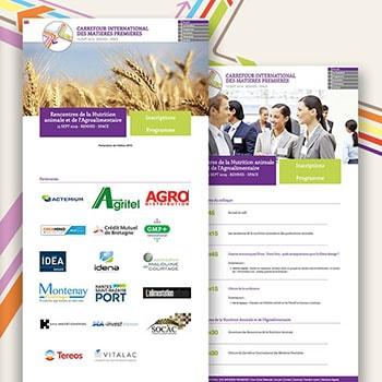 Carrefour international des matières premières